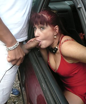 Free Mature Car Porn Pictures