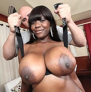 Free Black Mature Big Tits Porn Pictures